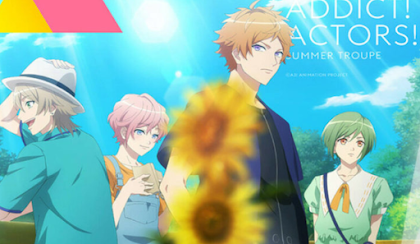 A3! Season Spring & Summer Episódio 8