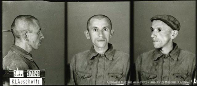 New Auschwitz prisoner on 3 June 1942 worldwartwo.filminspector.com