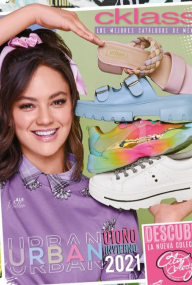 Digital Cklass zapato catalogo Urbano 2021 Mexico