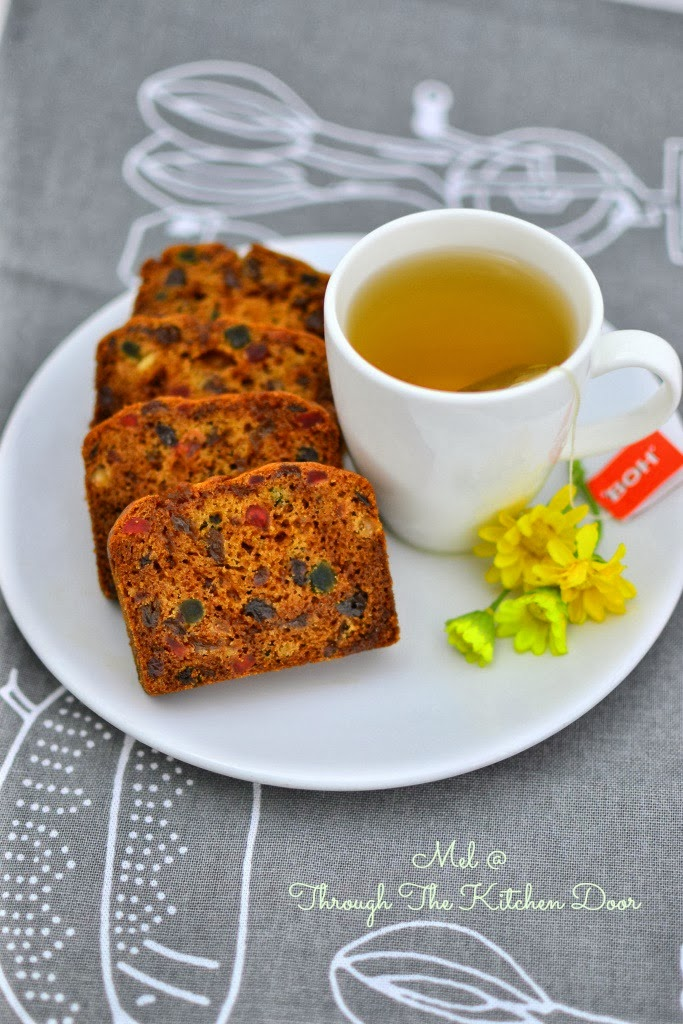 Through The Kitchen Door Perfect Quot Steamed Baked Quot Fruit Cake