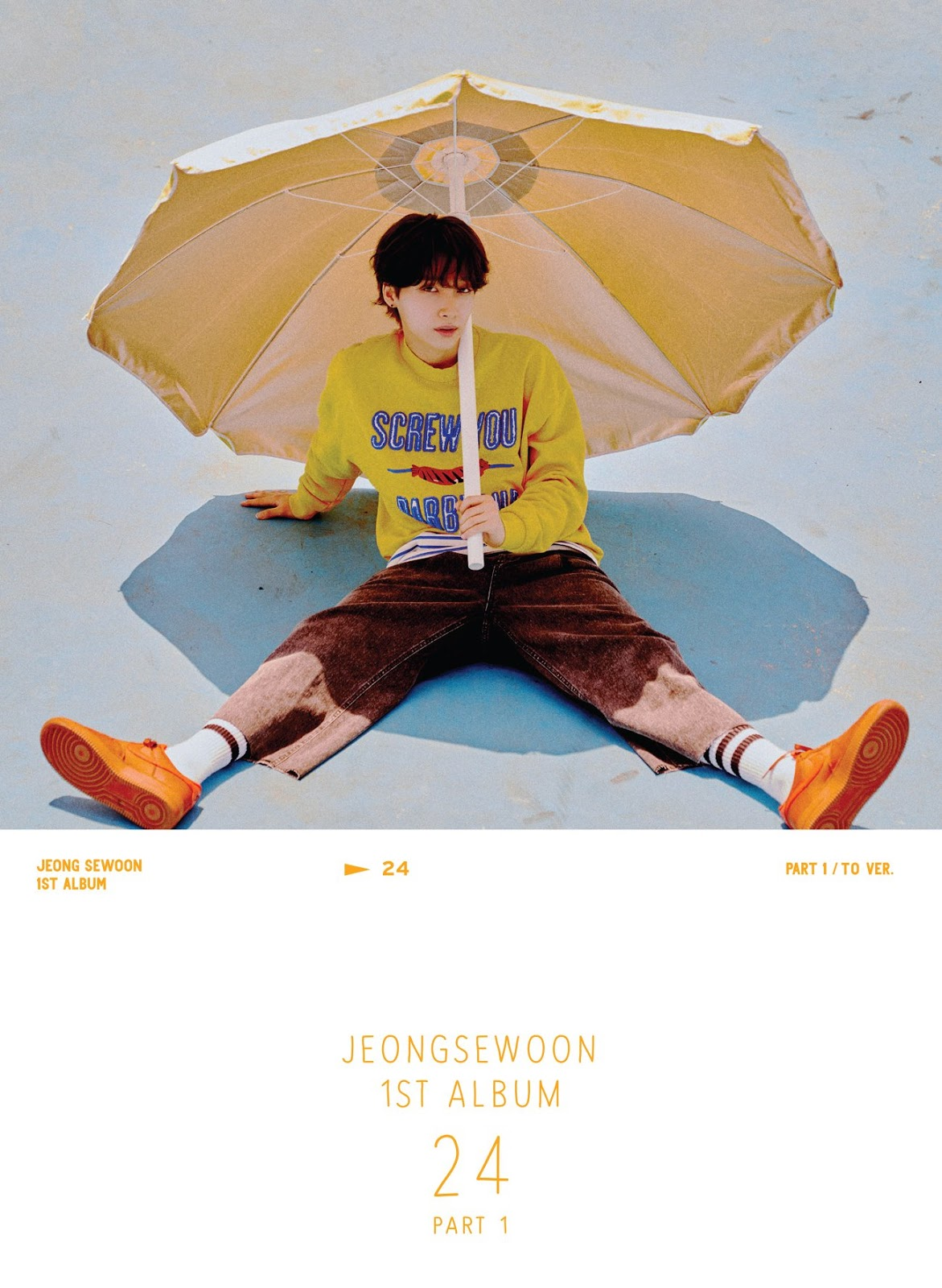 Jeong Sewoon (정세운) 24 Part 1