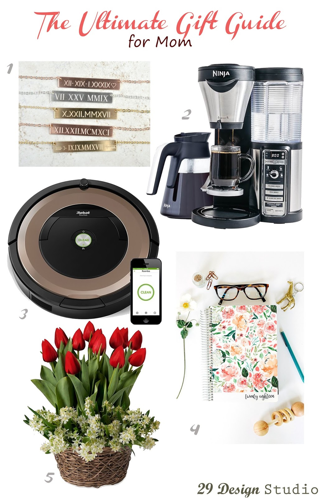 29 Design Studio: The Ultimate Gift Guide for any style Mom