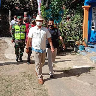 Kunjungan Wakil Bupati Majalengka Banjaran Hilir