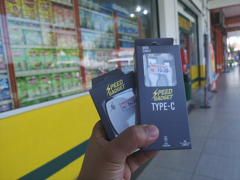 SPEEDGADGET Penyambung Nyawa Telefon Pintar yang Pantas, Berkualiti dan Mampu Milik