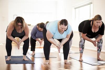 Yoga giúp bạn kiểm soát cân nặng của mình hiệu quả