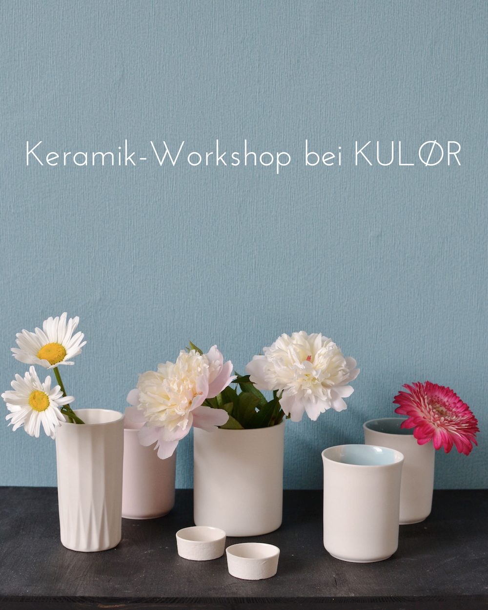 Porzellan Workshop