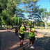 Jaga Imunitas Prajurit Kodim 0825/Banyuwangi Laksanakan Lari Aerobik