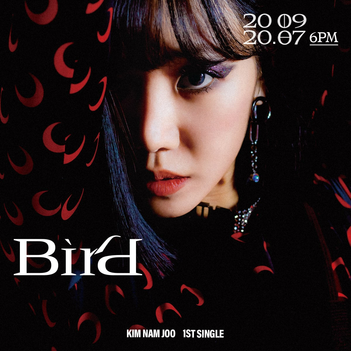 Apink's Namjoo Shows Deadly Charm in Solo Debut Teaser 'Bird'
