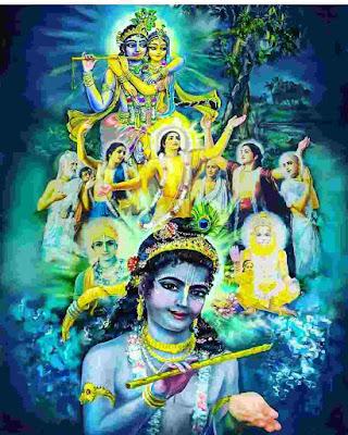 Jay Shree Krishna Images