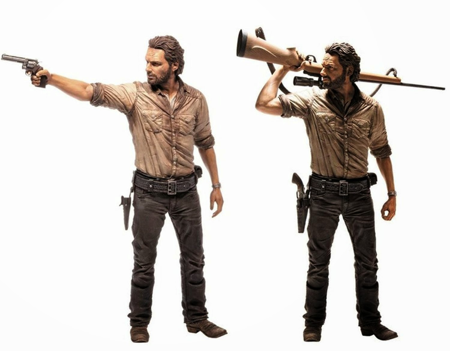 into the pagan heart of trillanie mcfarlane toys the walking dead tv 10 rick grimes. Black Bedroom Furniture Sets. Home Design Ideas