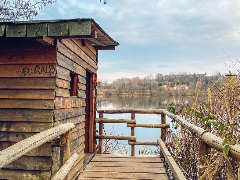 Birdwatching al lago di Sartirana in Brianza