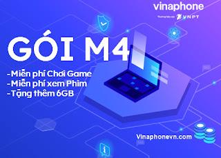 Cách chơi game Liên Quân Mobile miễn phí, nhận 6GB gói cước M4 VinaPhone