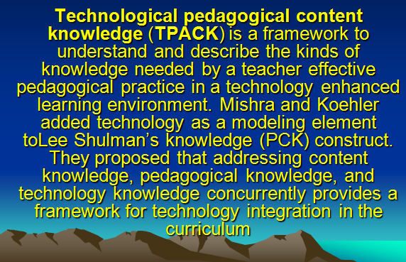 Konsep dan Pengertian Pedagogical Content Knowledge