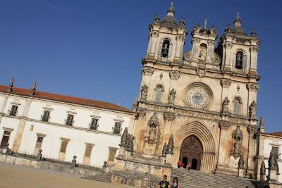 Alcobaça Abbey in Portugal