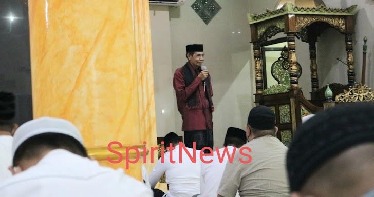 Jajaran Polres Takalar Menggelar Peringatan Maulid Nabi Muhammad S.A.W.