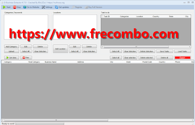G-Business Extractor 4.7.0 Cracked
