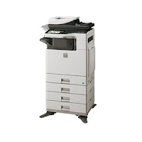 Sharp MX-C382SC Driver and Software Printer