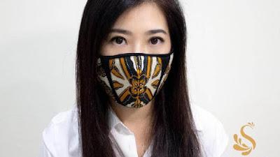 Selain Sebagai Alat Pelindung, Kini Masker Memiliki Kegunaan Sebagai Aksesori Fashion