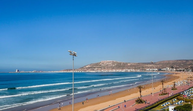 Best 20 Beaches In Morocco
