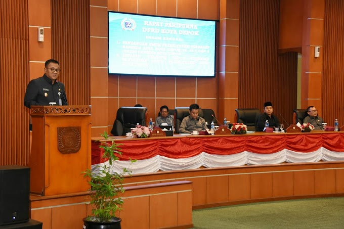 DPRD Gelar Rapat Paripurna Pandangan Umum Fraksi Terhadap Raperda APBD 2019