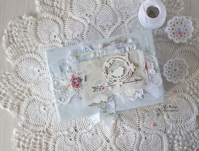 @Evgeniia Kolesnikova #scrap #scrapbooking #ecopaper #craftpaper #scrapbook #alteredskrap