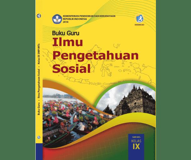 Buku Guru IPS SMP MTs Kelas 9 K13 Revisi 2018