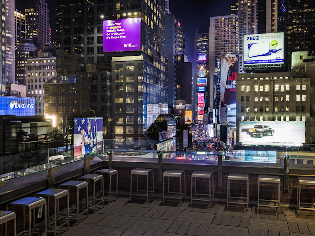 The 4-star hotel Novotel boasts the best views of Times Square in New York City, putting you at the heart of Manhattan's Theater District.