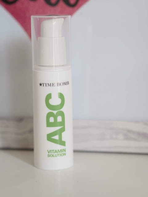 Time Bomb ABC Vitamin Solution