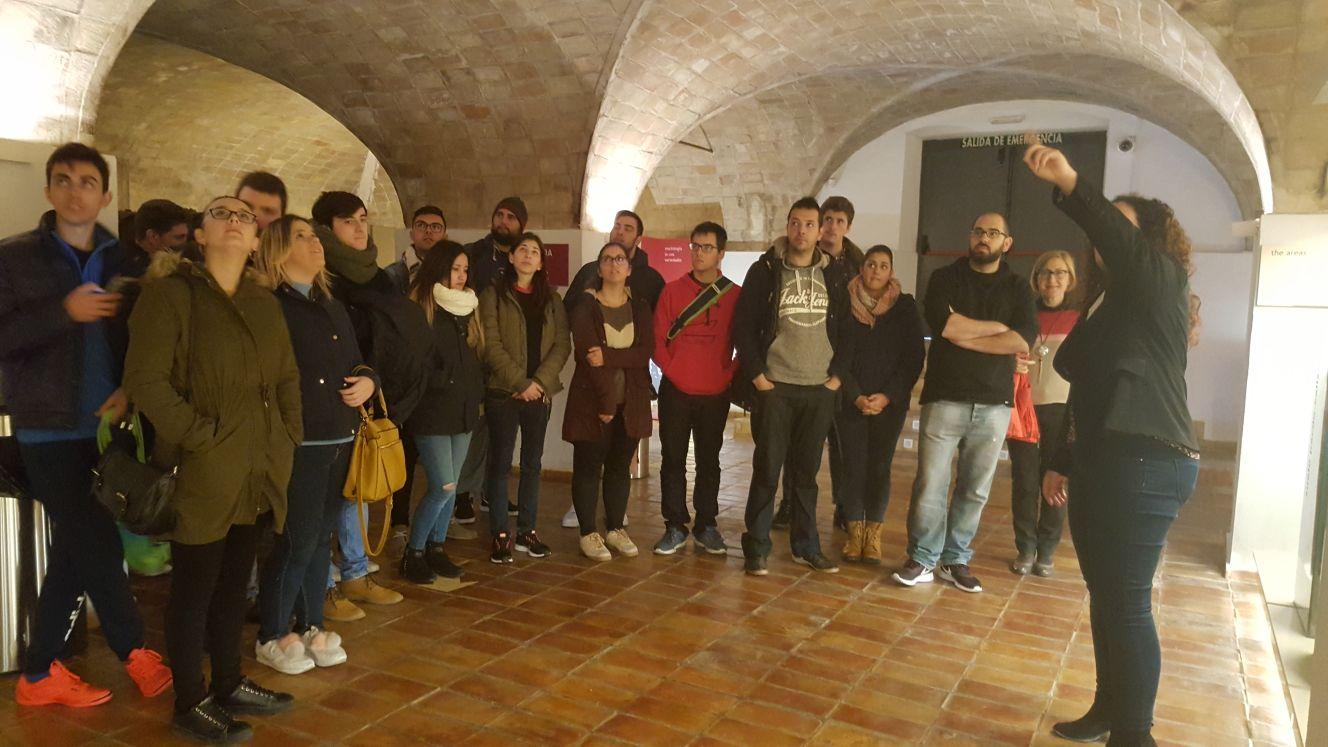 Escuela De Hostelería Y Turismo De Murcia La Flota Ruta