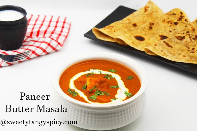 Butter Paneer or Paneer Makhani | Easy Paneer Butter Masala recipe | How to make perfect makhani gravy at home