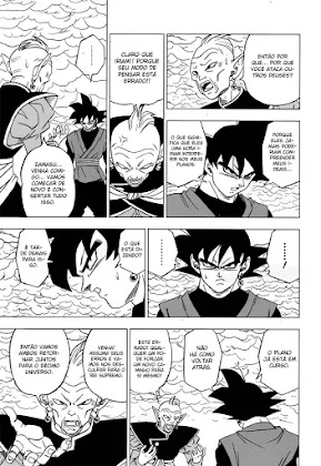 Dragon Ball Super Mangá 21