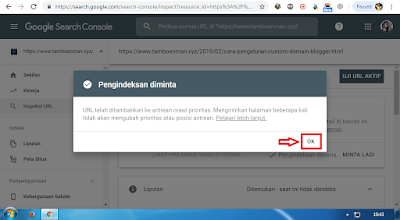 Cara Terbaru Submit Url Ke Google Search Console