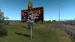ets 2 real advertisements v1.3 screenshots, russia 5