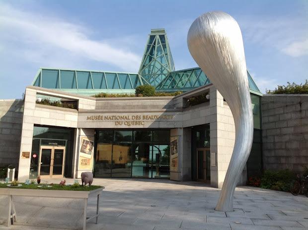 Sunnyvale Baddeck Day 34 National Museum Of Fine Arts Quebec