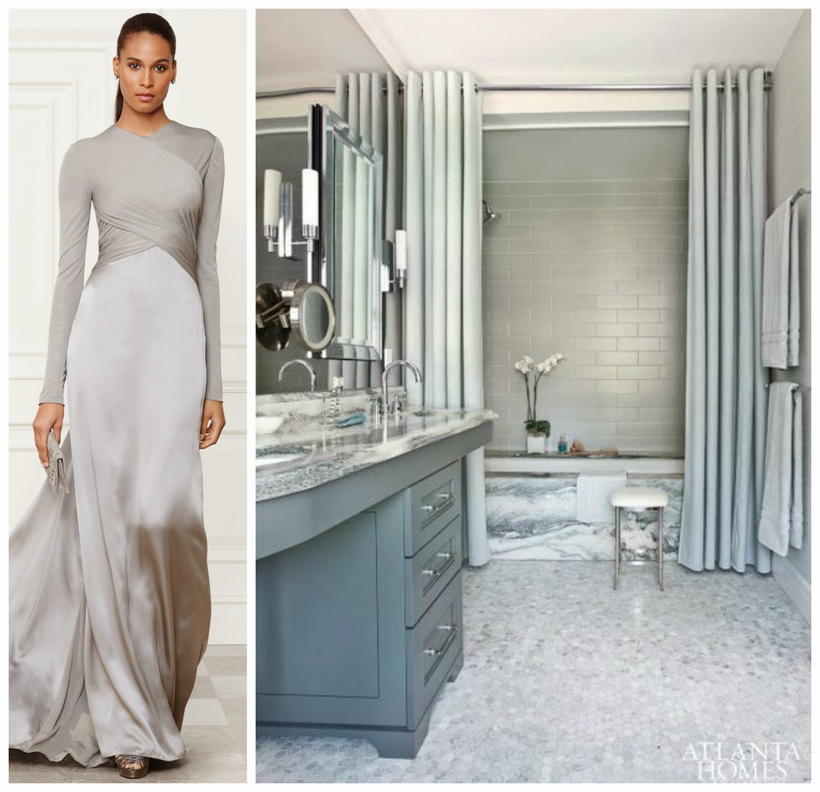 Fashion Bathroom Focal Point Styling Fashion And Decor Pairings For