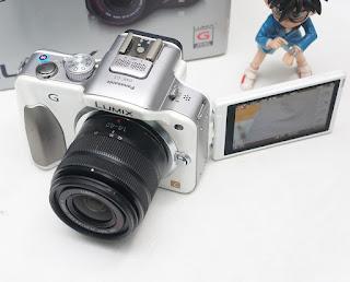Jual Panasonic Lumix G3K Bekas