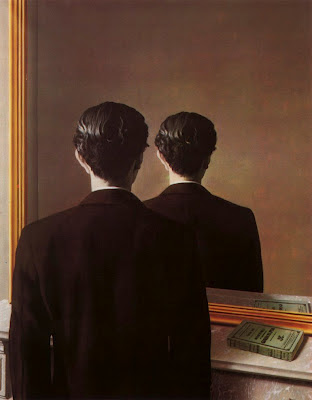 Rene Magritte Not to Be Reproduced