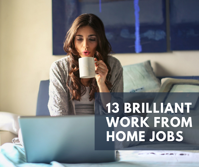 Legitimate work from home jobs - 13 Real ways to earn money online