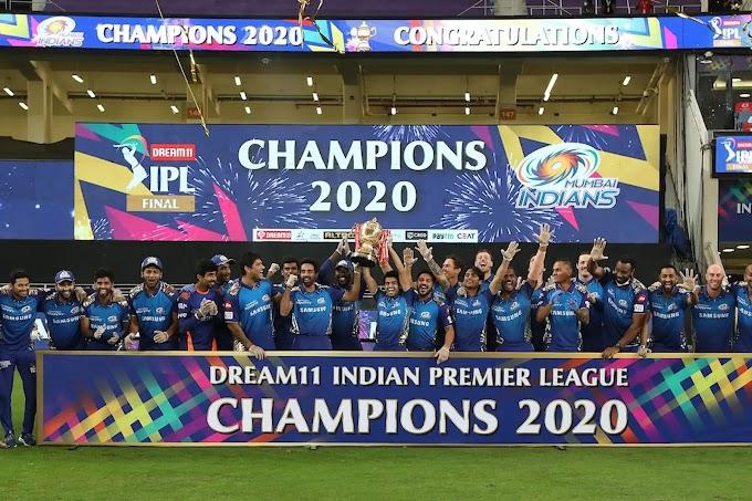 FINAL: Mumbai Indians VS Delhi Capitals – MATCH REPORT, DREAM11 IPL 2020