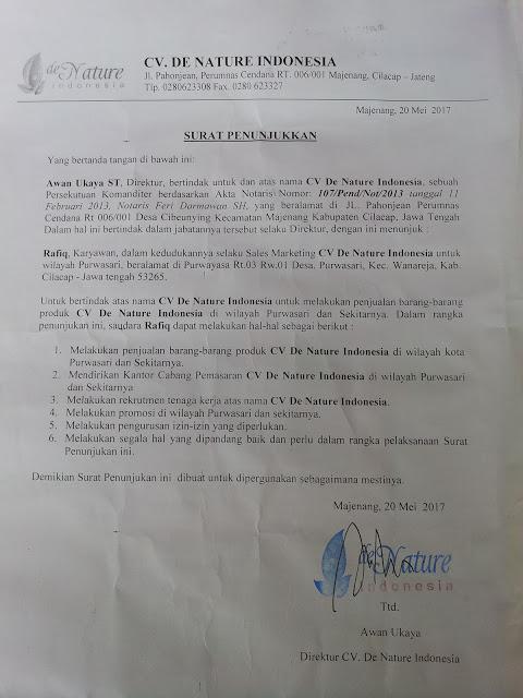 Image Nomor Rekening Akhmad Rafiq Hasan Resmi Di tunjuk Awan ukaya