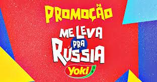 Promoção Yoki Me Leva Para a Rússia