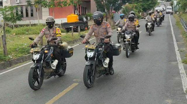 Sikapi Instruksi Tito Karnavian, Axel Panggabean Gelar Patroli Yustisi di Tansel