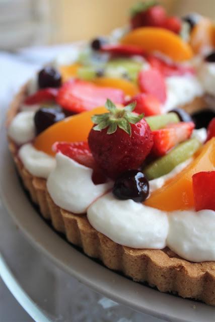 fruit_ tart