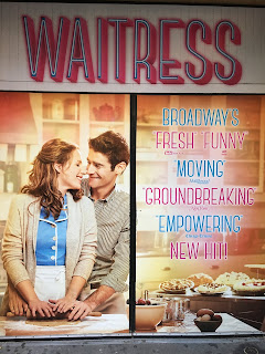 Waitress Broadway Doors Theater New York City