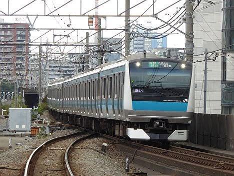 京浜東北線 各駅停車 E233系