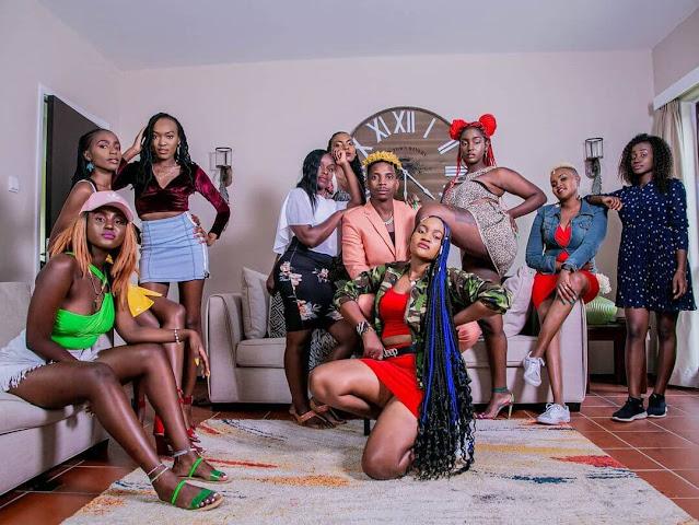 Eric Omondi Wife Material show