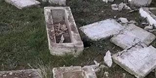 القبض على ثلاثة شبان تورّطوا في إقتحام مقبرة  وتهشيم قبر داخلها بغاية سلب جثة الشخص المدفون