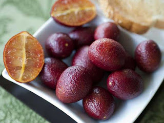 blood lime fruit images
