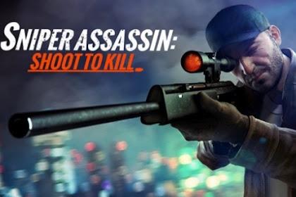 Download Sniper 3D Assassin v2.23.5 Mod Apk (Unlimited Money+Gems)