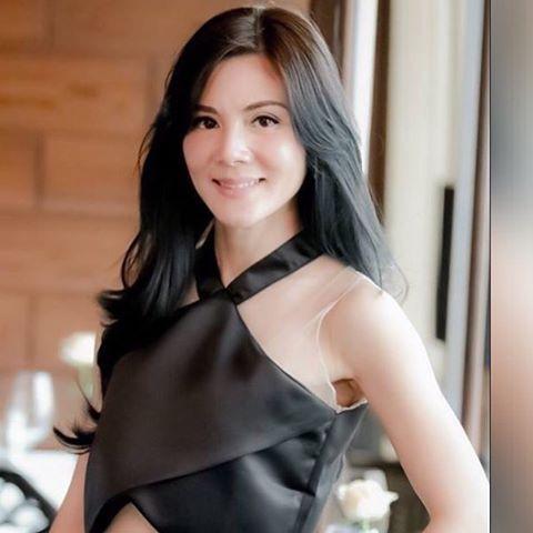 Margaret Vivi, Istri Bos Dealer Besar Indonesia Jenguk Ahok
